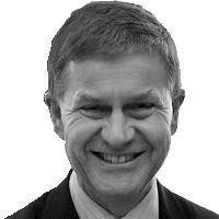 Erik Solheim Headshot