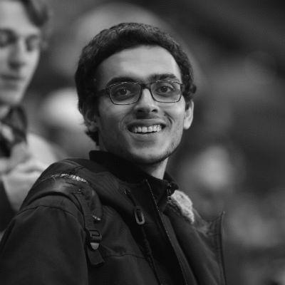 عصام الشامي Headshot