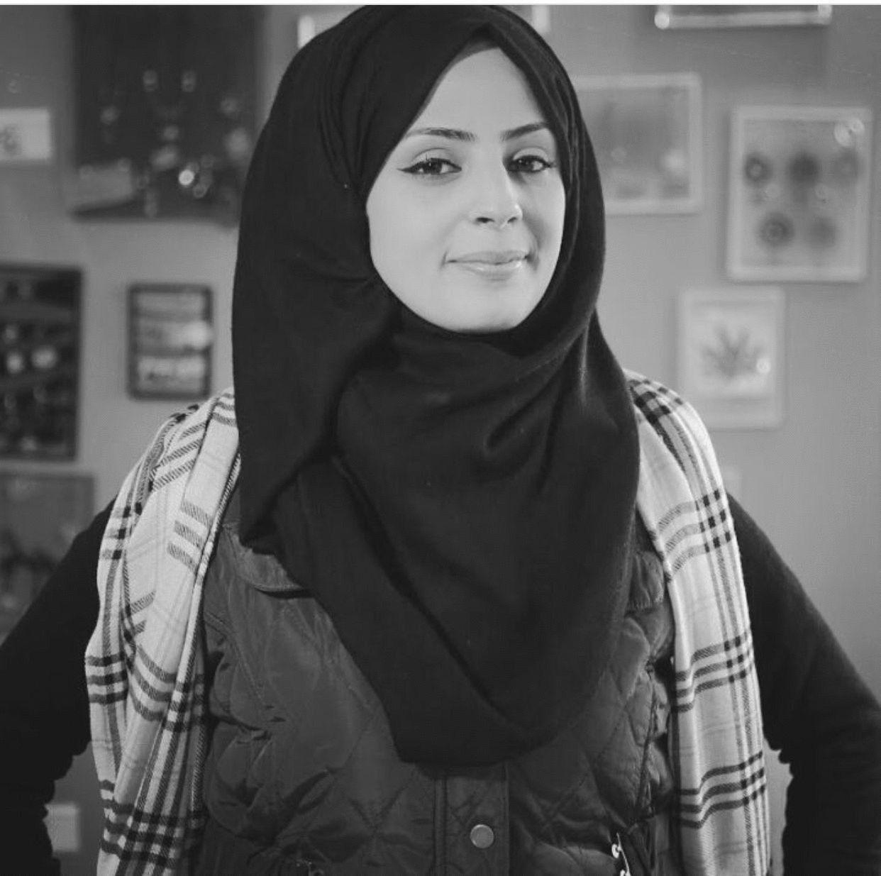 إسراء إسماعيل الأحمد Headshot
