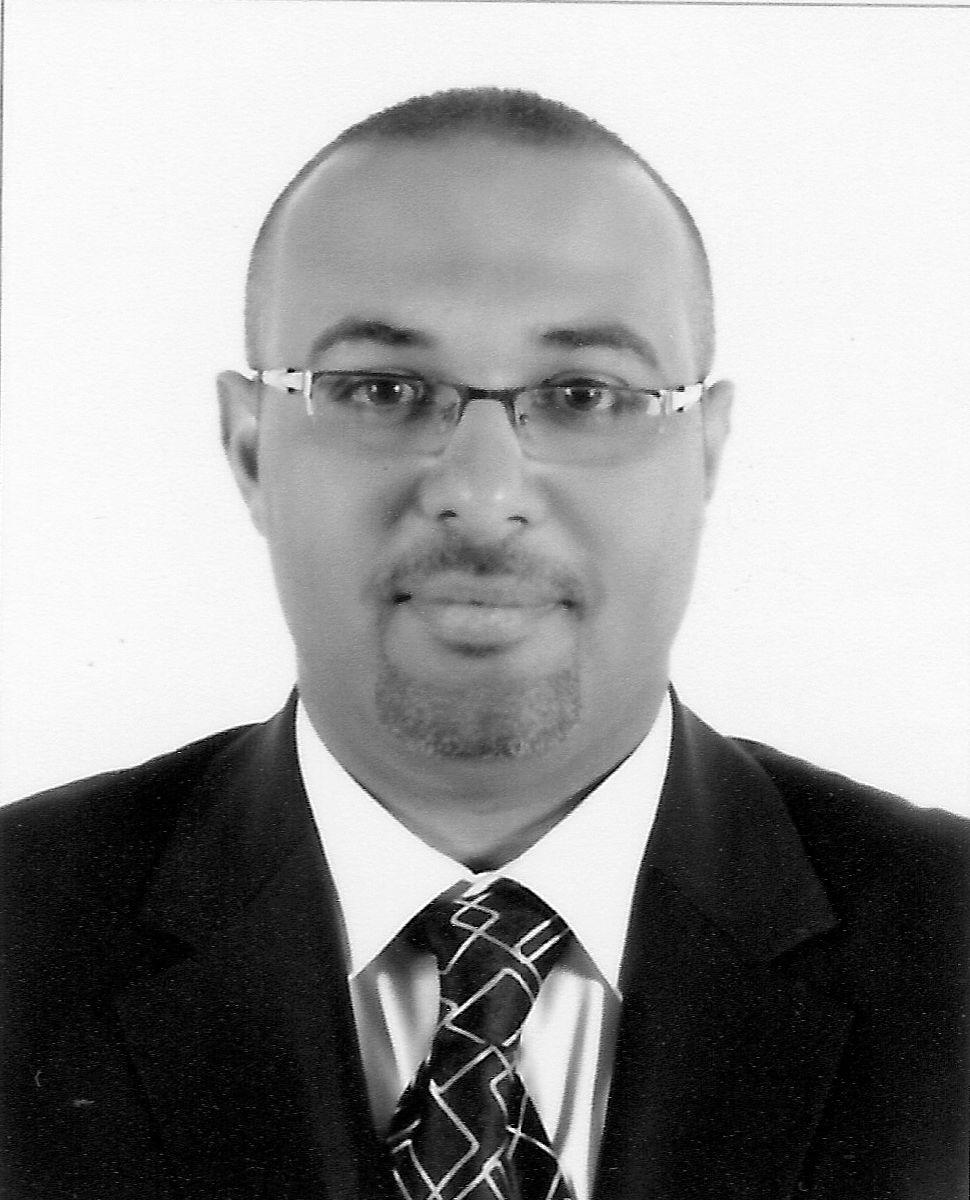 عصام عبدالغفار الصليحي  Headshot