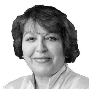Fadila Mehal Headshot