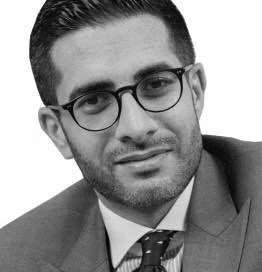Faisal J. Abbas Headshot