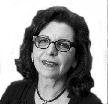 Faouzia Farida Charfi Headshot
