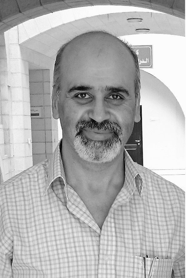 د. فريد أبو ضهير  Headshot
