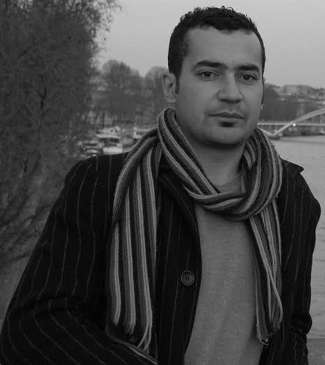 Farid Namane Headshot