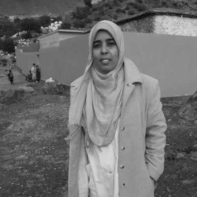 فاطمة هداري Headshot