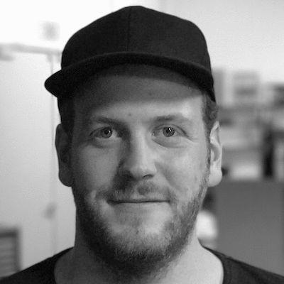 Felix Riederer  Headshot