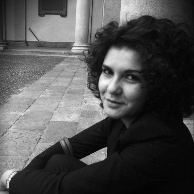 Francesca Larosa Headshot