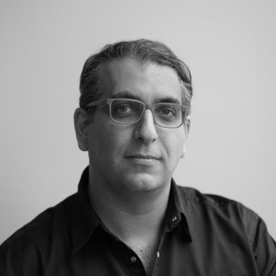 Frederick Ghahramani Headshot