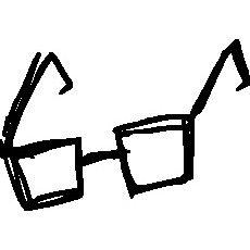 ふとい眼鏡