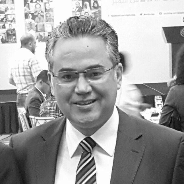 جمال نصّار Headshot