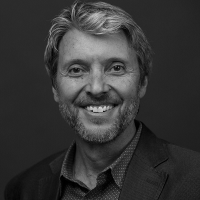 Gary Barker, Ph.D. Headshot