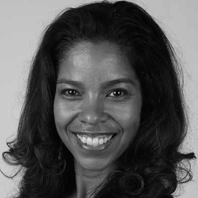 Gaye Theresa Johnson Headshot