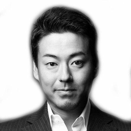 油井元太郎 Headshot