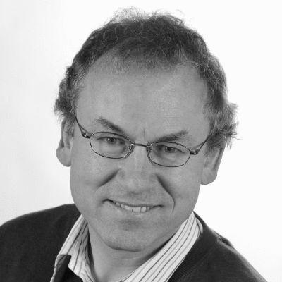 Gerhard Bronner Headshot