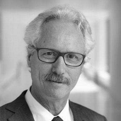 Dr. rer. soc. Gerhard Rübling Headshot