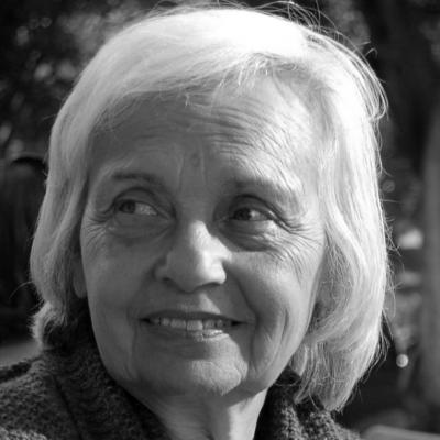 Gertrude Schaffner Goldberg Headshot