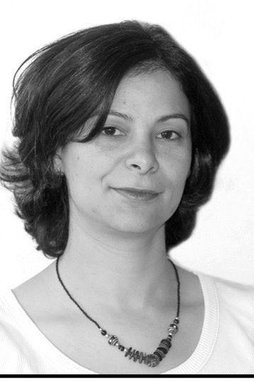 Ghada Hamrouche Headshot