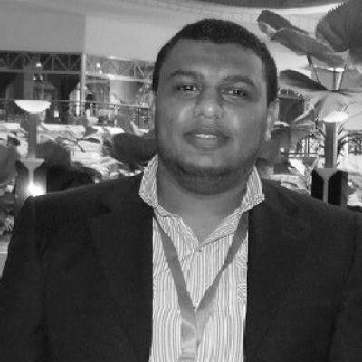 غاندي عنتر Headshot