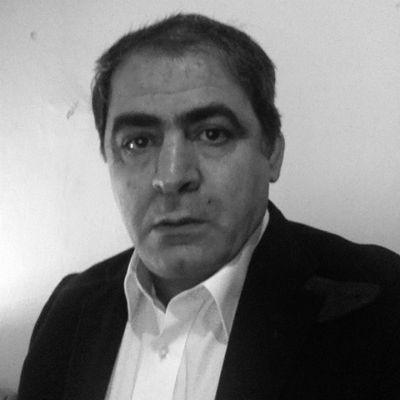 غسان المفلح  Headshot
