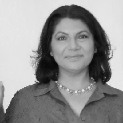 Ghazala Salam Headshot