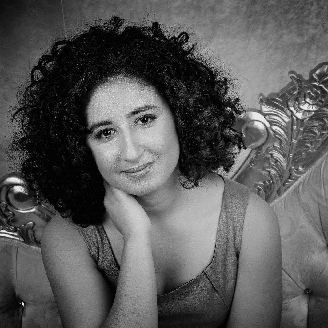 Ghita El Bouamri Headshot