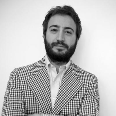 Giacomo Galanti Headshot