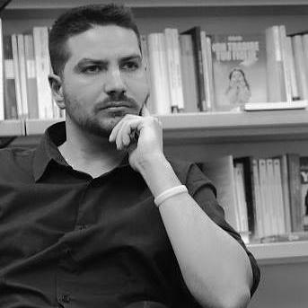Giacomo Russo Spena Headshot
