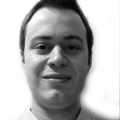 Giorgio Cafiero Headshot