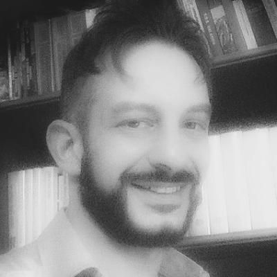Giuliano Gasparotti Headshot