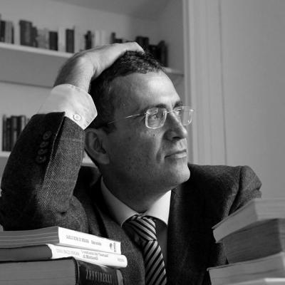 Giuseppe Musmarra Headshot