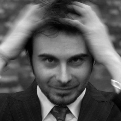 Giuseppe Porcaro Headshot