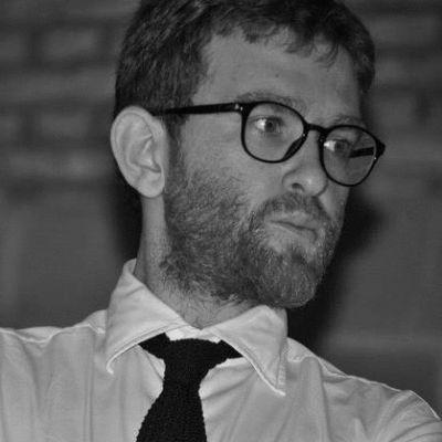 Giuseppe Provenzano Headshot
