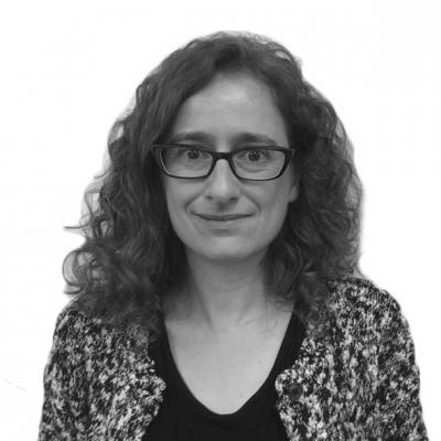 Gloria Rodríguez-Pina Headshot