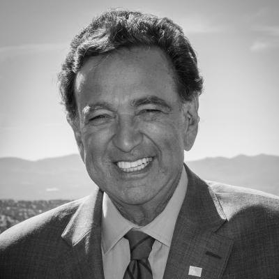 Bill Richardson Headshot
