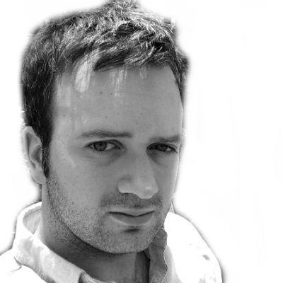 Greg Krieg Headshot