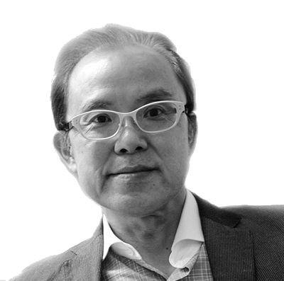 山田肇 Headshot