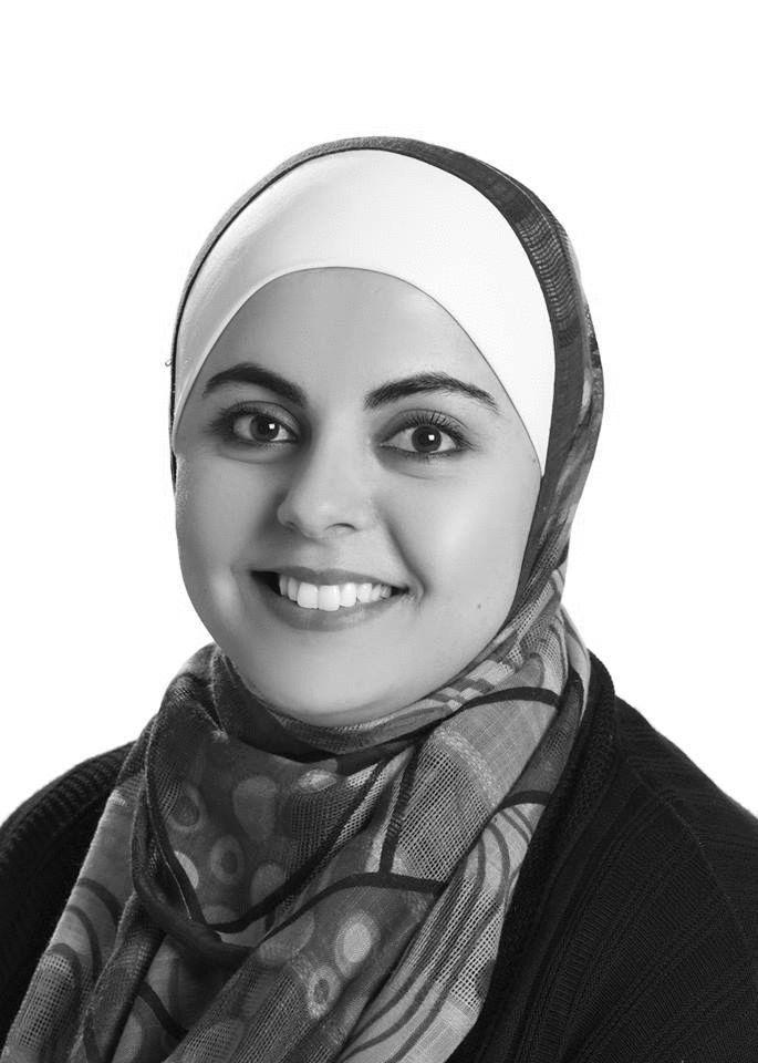 هالة عمرو Headshot