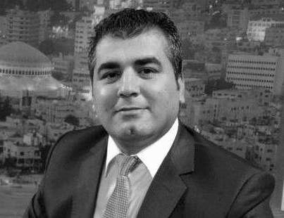 حمزة احمد عبيدات Headshot