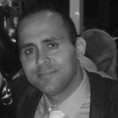 Hani Almadhoun Headshot