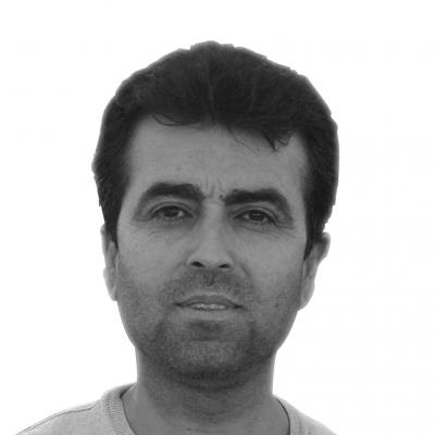 Hani Hazaimeh Headshot