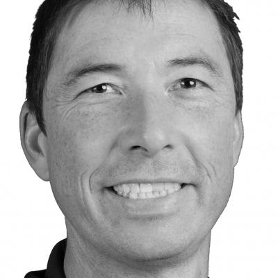 Harald Bauder Headshot