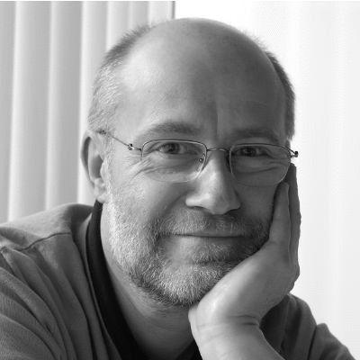 Prof. Dr. Harald Lesch  Headshot
