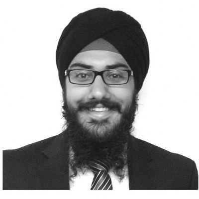 Harmann P. Singh Headshot
