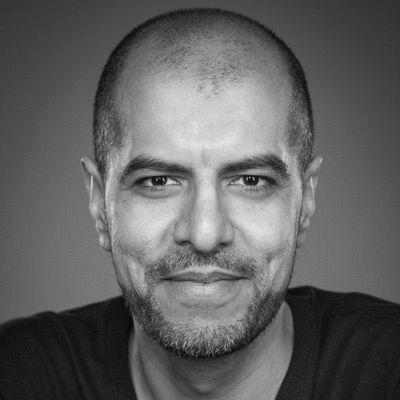 Haroon Moghul Headshot