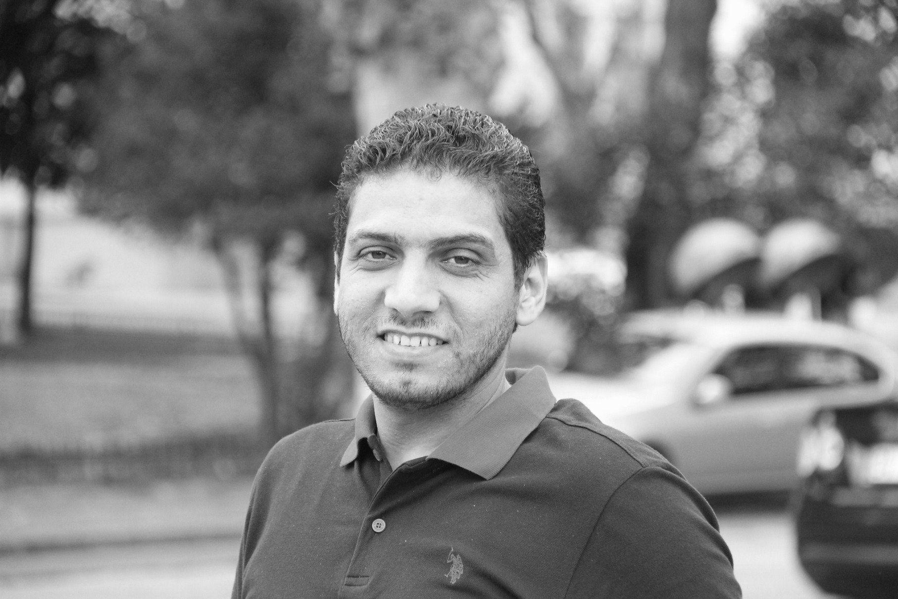 حسن محمد البنا Headshot