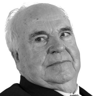 Dr. Helmut Kohl Headshot