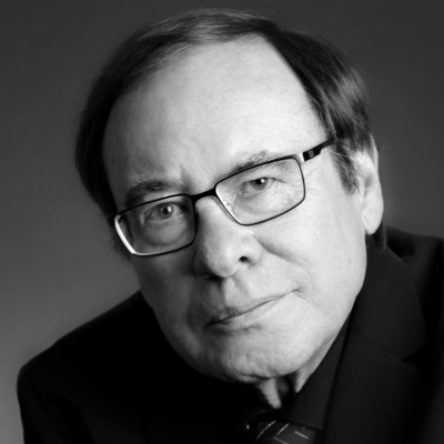 Helmut Saiger Headshot