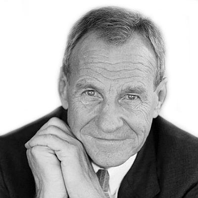 Prof. Dr. Herbert Henzler Headshot