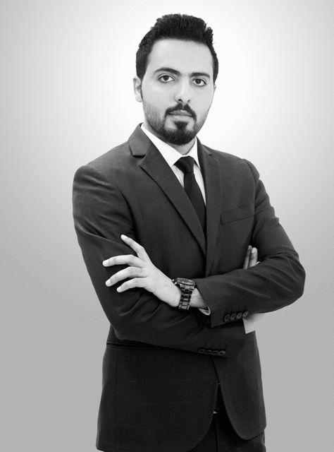 هشام أحمد الزيادي Headshot